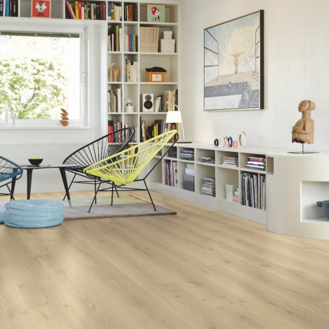 Kolekce Modern Plank Sensation 8 mm / Dekor CITY OAK 4V